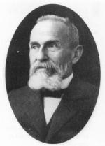 Photograph of Eugen Bleuler