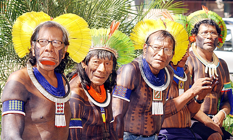 Indigenous populations