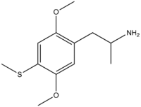Chemical structure of Aleph