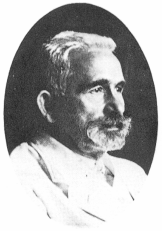Photograph of Emil Kraepelin