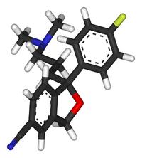 R-(−)-citalopram