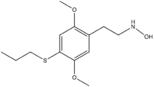 Chemical structure of HOT-7