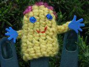 Copy of Finger puppets, Tara's June 2011 011