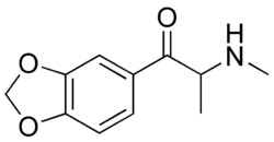 MDMC chemical structure