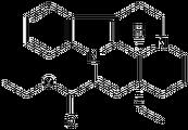 Vinpocetine chemical structure