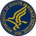 Seal of the Department of Health and Human Services