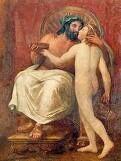 Zeus with Ganymede