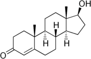 Testosterone structure