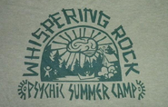 Whispering rock psychic summer camp
