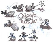 Cobweb Duster Art
