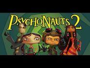 Psychonauts 2 Announce Teaser!