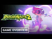 Psychonauts 2 - Developer Gameplay & Story Overview - Xbox Games Showcase