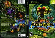Psychonauts COVER
