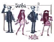Sasha milla 2