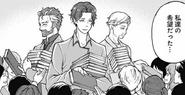 PP3 Manga Kurisu, Harris, Theresa