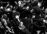 PP2 Manga Chapter 21