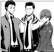 PP2 Manga Shisui and enforcers