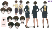 Psycho-Pass 2 Akane