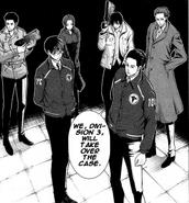 PP2 Manga Division 3