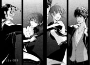 PP2 Manga chapter 25