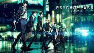 Psycho-Pass OST Shihai to Kenryoku