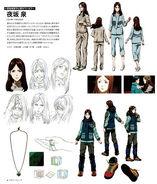Izumi - Official Case Report