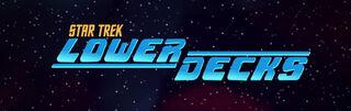 Logotipo de Lower Decks
