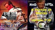 Star Trek Phase İİ - Episódio 9 - A peneira de mentes (Mind-Sifter) - em português