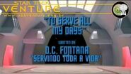 Star Trek Phase İİ - Episódio 2 - Servindo toda a vida (To Serve All My Days) - em português