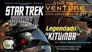 Star Trek Phase İİ - Episódio 8 - Kitumba (Kitumba) - em português