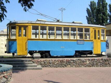 Вікі Громадський транспорт