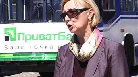 Вперше в Україні у тролейбусах Херсона оплата за проїзд здійснюється банківськими картками