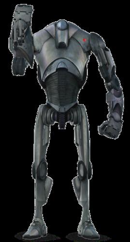 Super droide de batalha B2