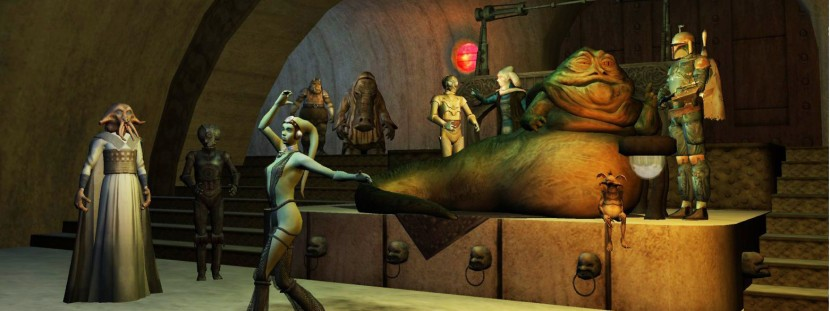 Império criminal de Jabba Desilijic Tiure