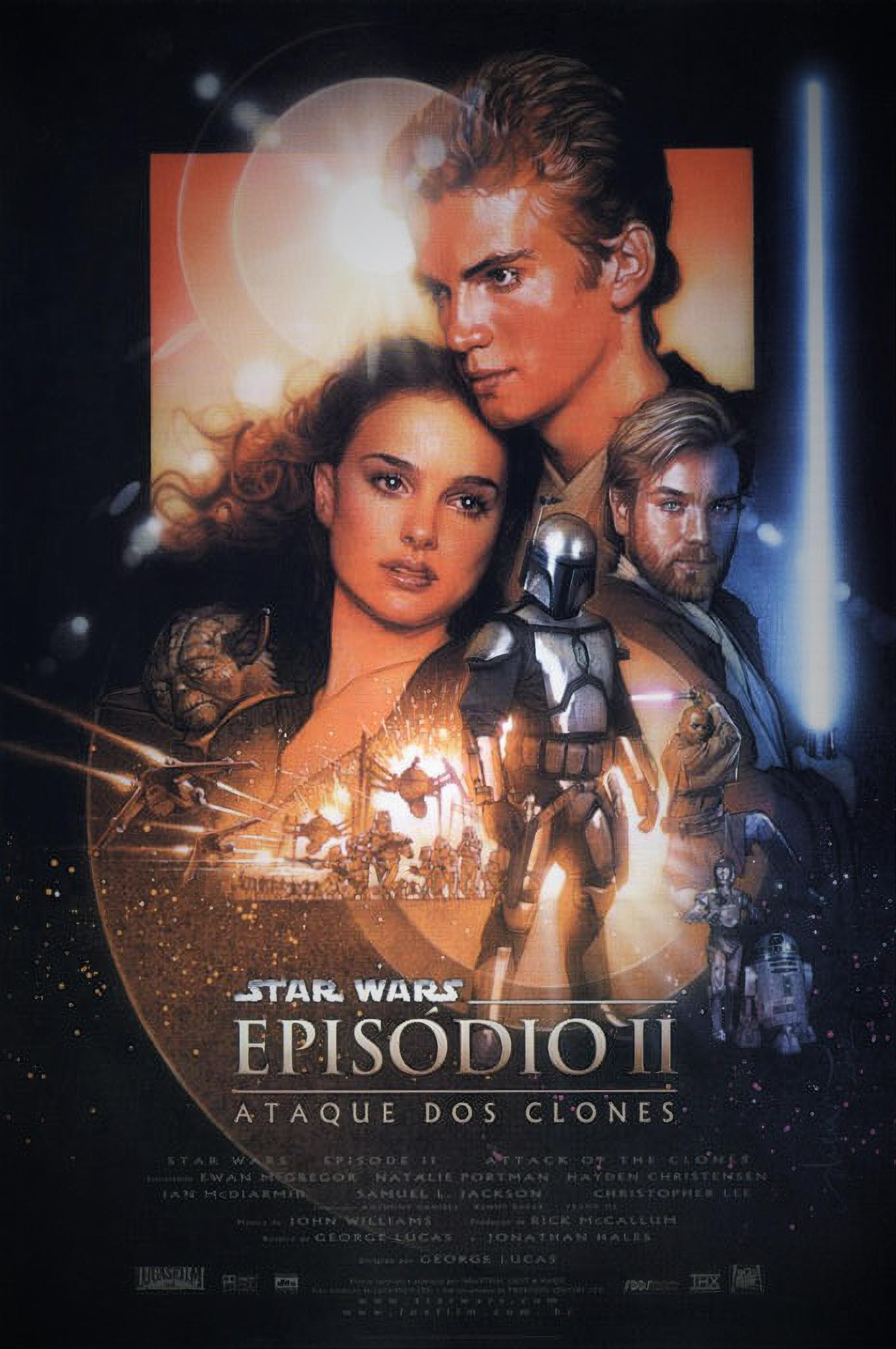 Star Wars Episódio II: Ataque dos Clones