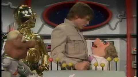 Muppet Show - Star Wars -Porcos no Espaco p1