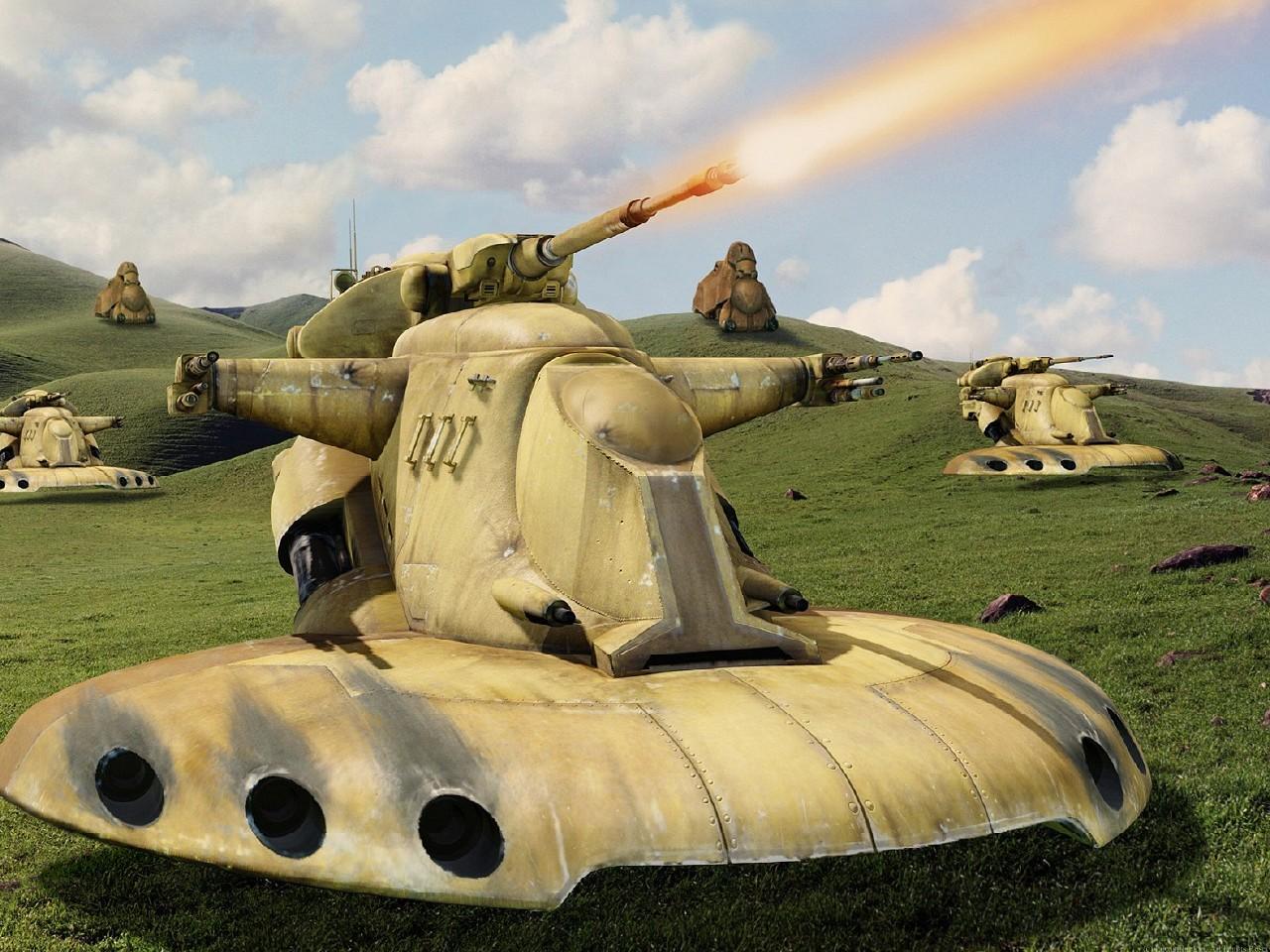 Tanque Blindado de Assalto