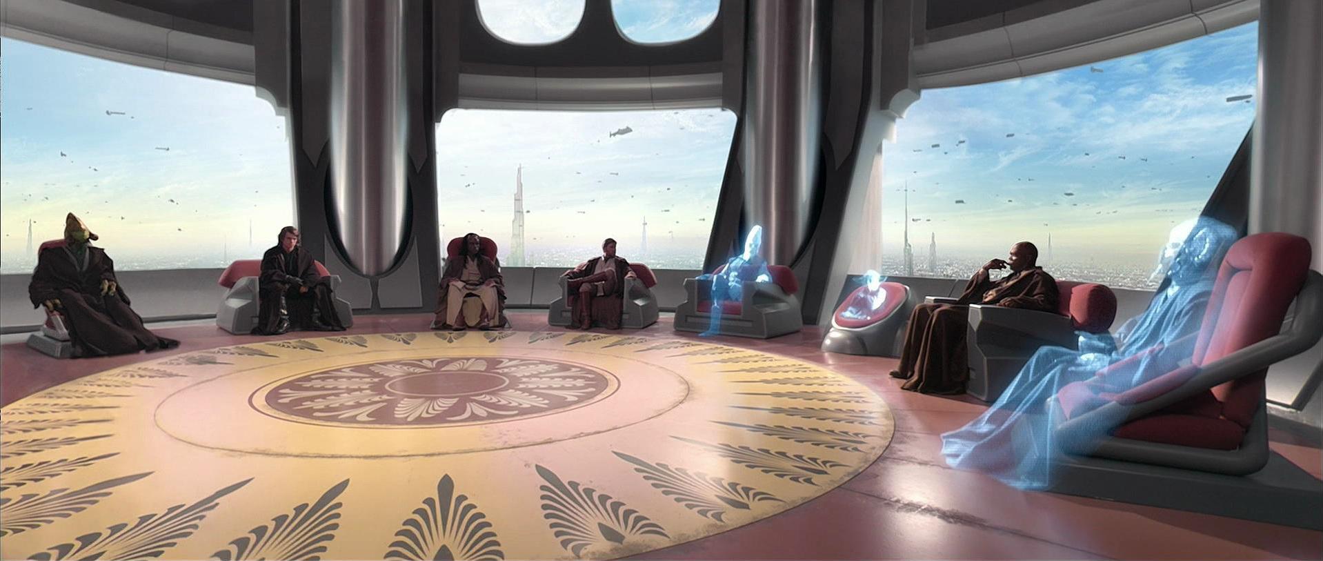 Alto Conselho Jedi
