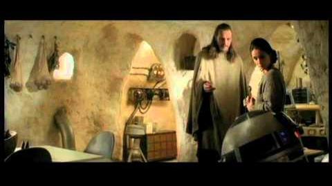 Star Wars Bloopers - Episode I