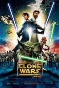 The Clone Wars filme poster