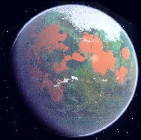 Drall (planeta)
