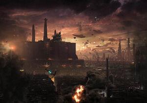 Saque de Coruscant