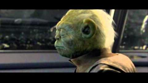 Yoda Communes With Qui-Gon Completed Deleted Scene Revenge Of The Sith