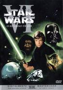 Episódio VI dvd