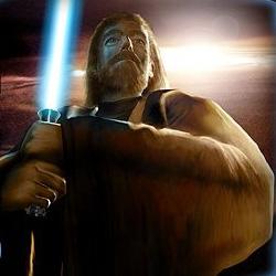Cavaleiro Jedi não identificado (Humano)