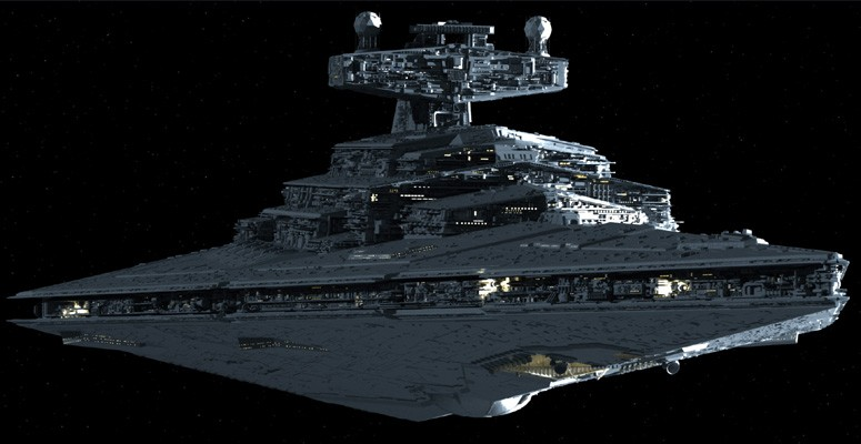 Destróier Estelar classe Imperial II