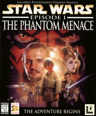 Star Wars Episode I: The Phantom Menace (video game)