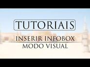 TUTORIAL- Inserir infobox no modo visual