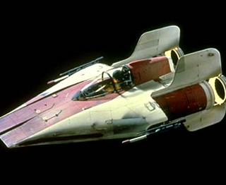 Interceptador RZ-1 A-wing
