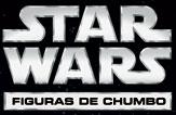 Star Wars Figuras de Chumbo